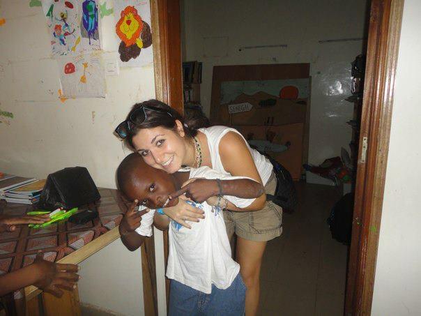 Basta poco per donare un sorriso: La casa di Ibrahima