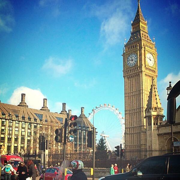 Scatti da Londra