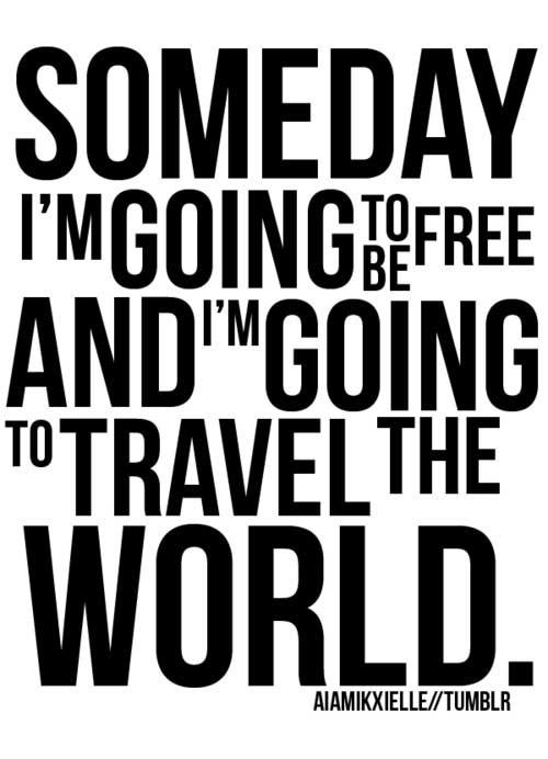 Viaggiare per sentirsi liberi. Tu perché viaggi?