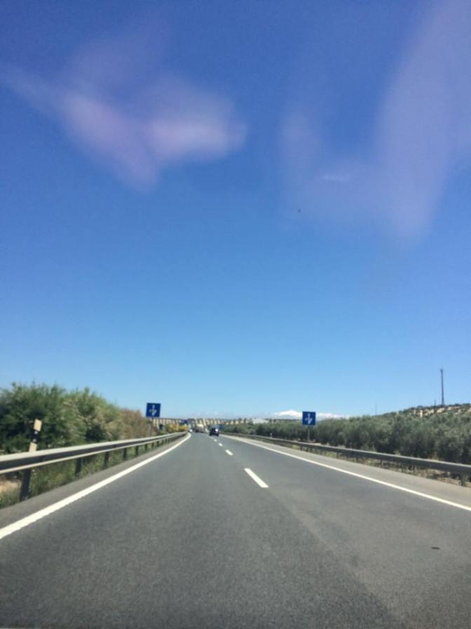 Cadiz – Granada: 300 km verso le ultime tappe nell'entroterra andalusa!