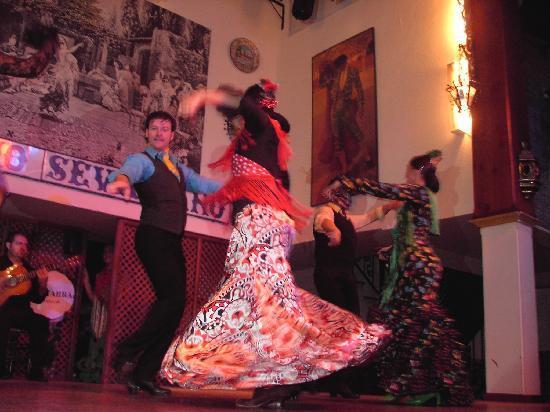 El Patio Sevillano: uno spettacolo da non perdere!
