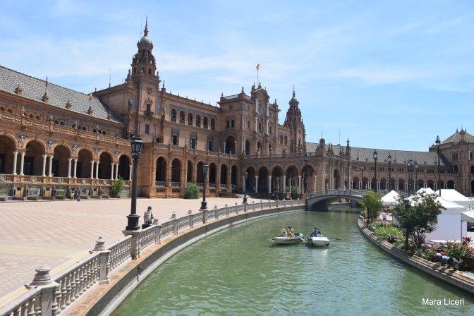 Siviglia: il cuore dell'Andalusia