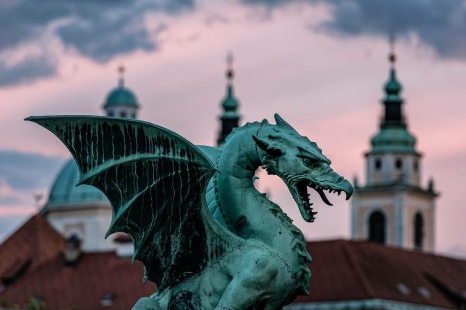 Postumia, Lubiana e il lago di Bled: la Slovenia che non ti aspetti.